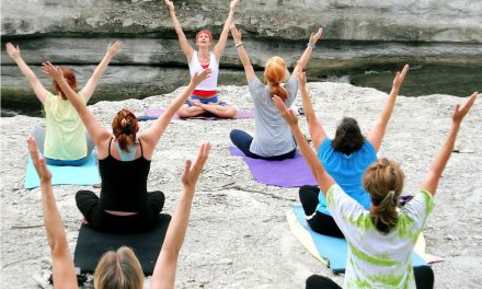 Yoga Breathing Exercises to Improve Adult Asthma