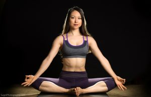 Gentle Hatha Yoga eases depression and ruminations.