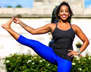 Hatha Yoga: Utthita Hasta Padangusthasana