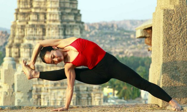 Yoga: What the heck is an asana?